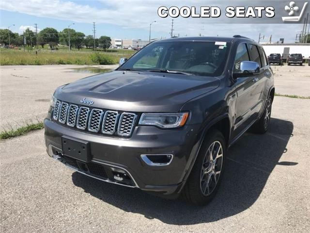 2019 Jeep Grand Cherokee Overland (Stk: H19087) in Newmarket - Image 1 of 10
