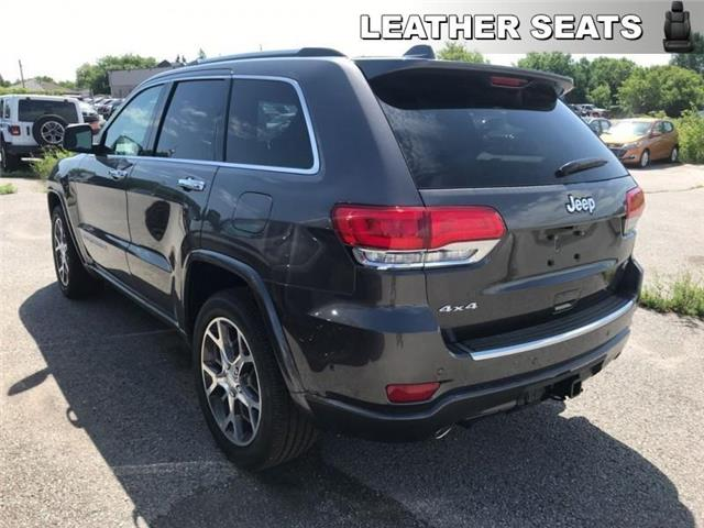 2019 Jeep Grand Cherokee Overland (Stk: H19087) in Newmarket - Image 2 of 10