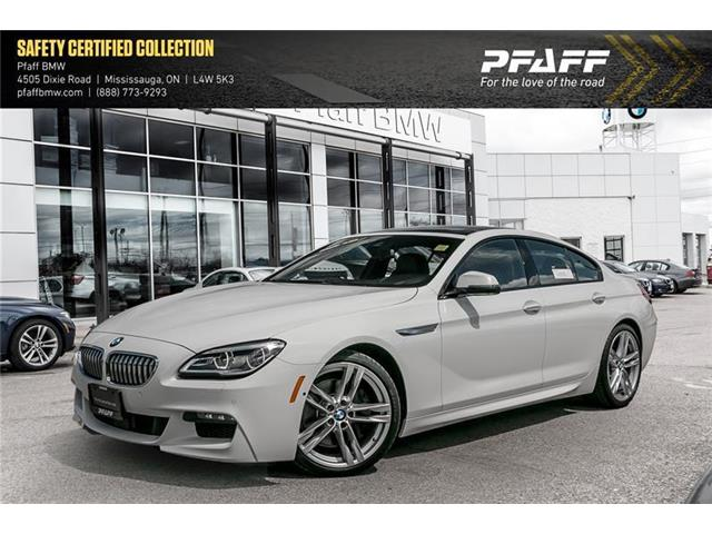 2016 BMW 650i xDrive Gran Coupe (Stk: U5328) in Mississauga - Image 1 of 22