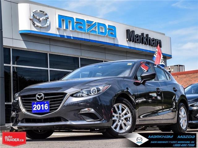2016 Mazda Mazda3 Sport GS (Stk: P1886) in Markham - Image 1 of 25