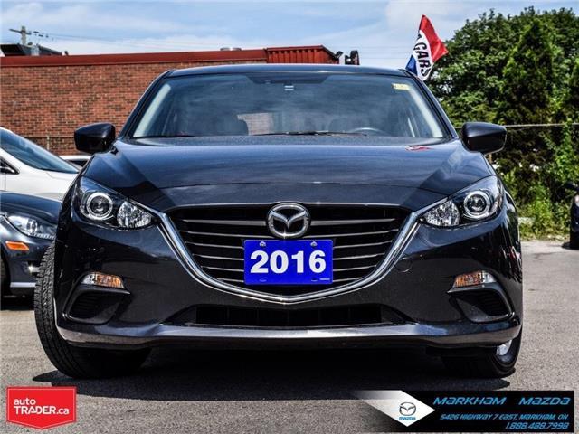 2016 Mazda Mazda3 Sport GS (Stk: P1886) in Markham - Image 2 of 25