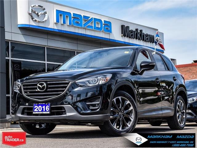2016 Mazda CX-5 GT (Stk: N190620A) in Markham - Image 1 of 28