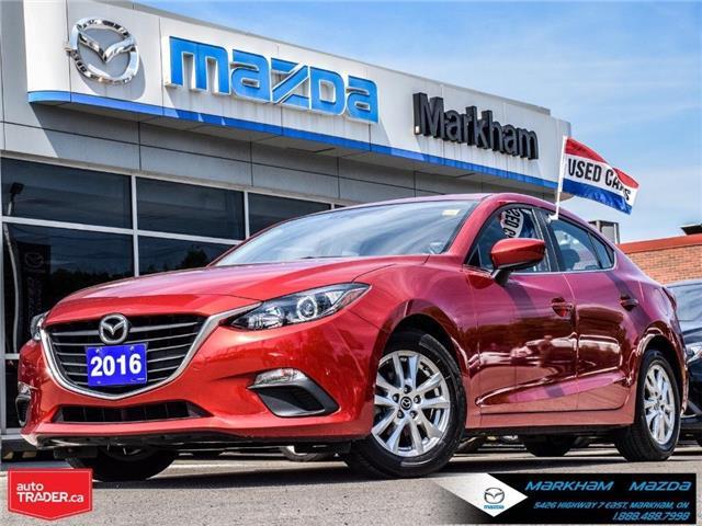 2016 Mazda Mazda3 GS (Stk: N190601A) in Markham - Image 1 of 24