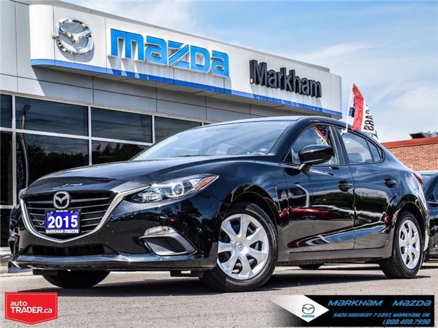2015 Mazda Mazda3 GX (Stk: P1888) in Markham - Image 1 of 24