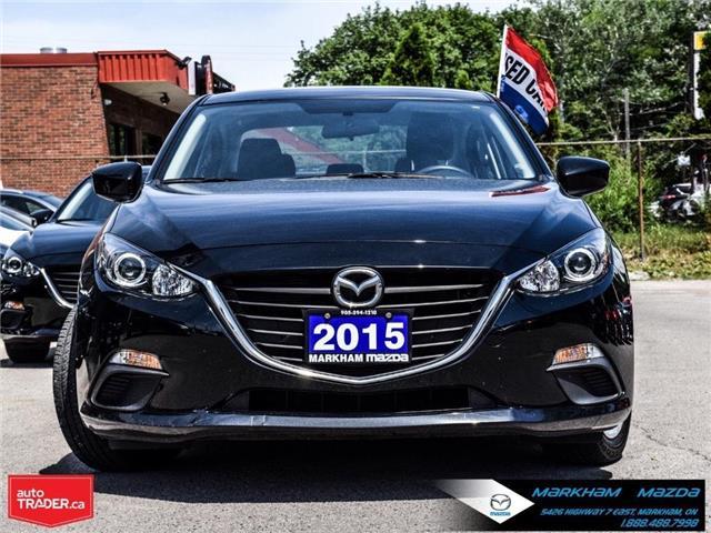 2015 Mazda Mazda3 GX (Stk: P1888) in Markham - Image 2 of 24