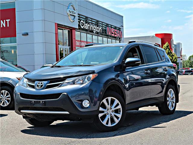 2014 Toyota RAV4 Limited (Stk: KN724277A) in Bowmanville - Image 1 of 30