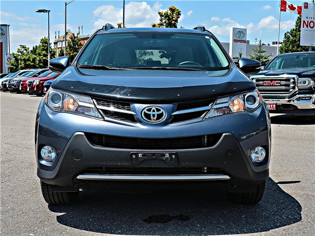 2014 Toyota RAV4 Limited (Stk: KN724277A) in Bowmanville - Image 2 of 30