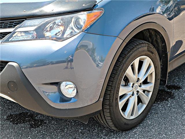 2014 Toyota RAV4 Limited (Stk: KN724277A) in Bowmanville - Image 4 of 30