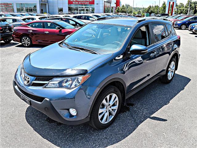 2014 Toyota RAV4 Limited (Stk: KN724277A) in Bowmanville - Image 5 of 30