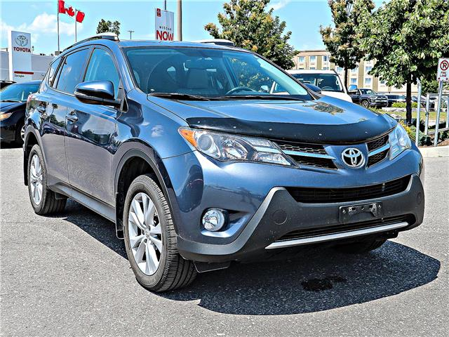 2014 Toyota RAV4 Limited (Stk: KN724277A) in Bowmanville - Image 6 of 30