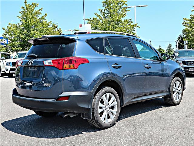2014 Toyota RAV4 Limited (Stk: KN724277A) in Bowmanville - Image 8 of 30
