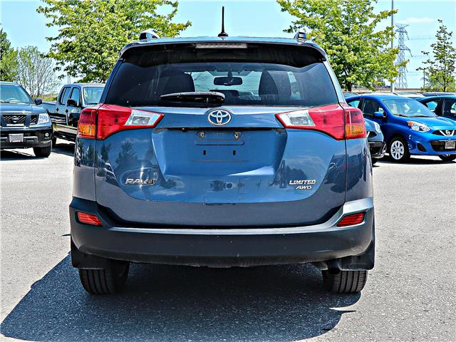 2014 Toyota RAV4 Limited (Stk: KN724277A) in Bowmanville - Image 9 of 30