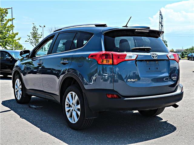 2014 Toyota RAV4 Limited (Stk: KN724277A) in Bowmanville - Image 10 of 30