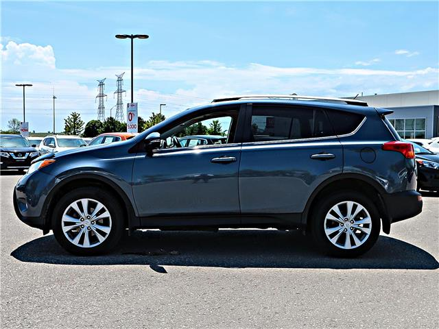 2014 Toyota RAV4 Limited (Stk: KN724277A) in Bowmanville - Image 11 of 30