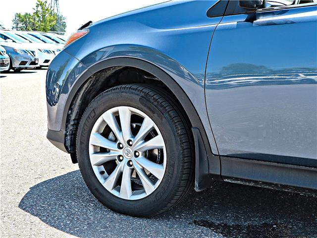 2014 Toyota RAV4 Limited (Stk: KN724277A) in Bowmanville - Image 29 of 30
