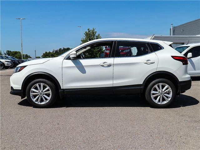 2019 Nissan Qashqai S (Stk: CKW313583) in Cobourg - Image 11 of 30