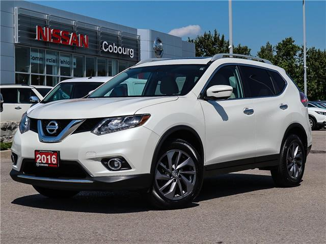 2016 Nissan Rogue SL Premium (Stk: CGC763313) in Cobourg - Image 1 of 32