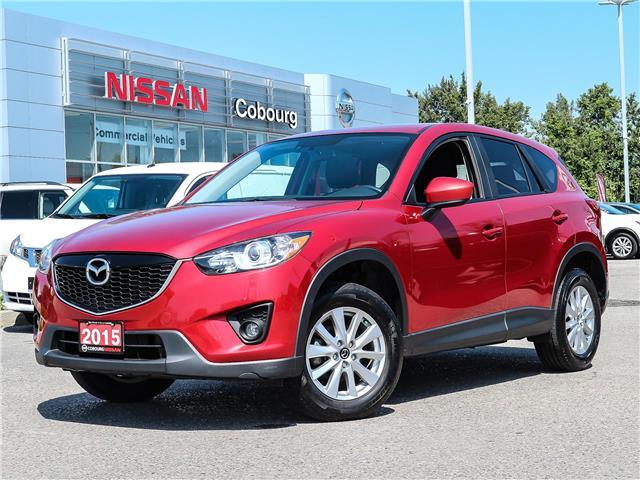 2015 Mazda CX-5 GS (Stk: CJC737950A) in Cobourg - Image 1 of 29