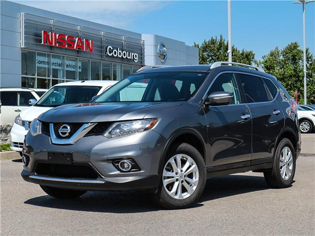 2015 Nissan Rogue SV (Stk: CKC721322A) in Cobourg - Image 1 of 31