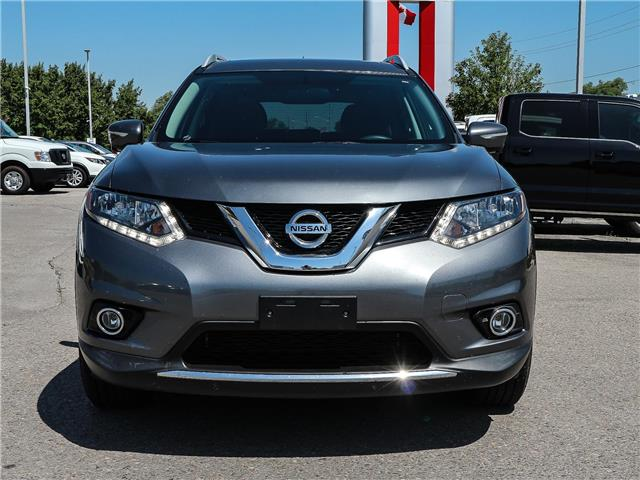 2015 Nissan Rogue SV (Stk: CKC721322A) in Cobourg - Image 2 of 31