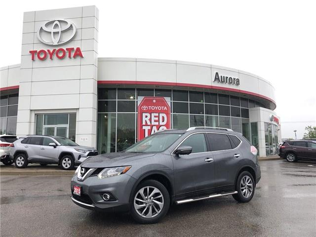 2015 Nissan Rogue SL (Stk: 308951) in Aurora - Image 1 of 25