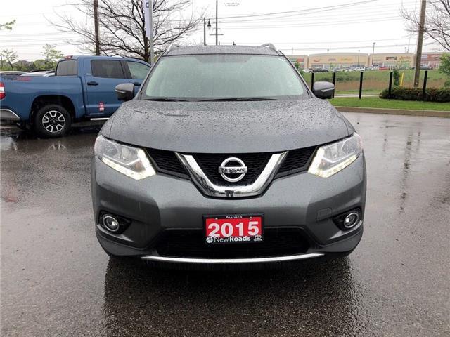 2015 Nissan Rogue SL (Stk: 308951) in Aurora - Image 8 of 25