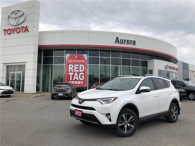 2017 Toyota RAV4 XLE (Stk: 305170) in Aurora - Image 1 of 24