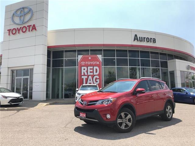 2014 Toyota RAV4  (Stk: 307411) in Aurora - Image 1 of 19