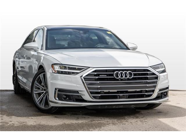 2019 Audi A8 L 55 (Stk: N5059) in Calgary - Image 1 of 19