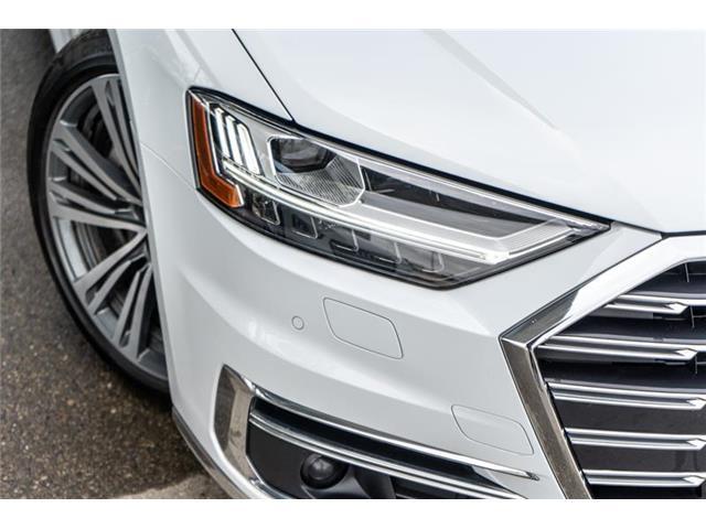 2019 Audi A8 L 55 at $99087 for sale in Calgary - Audi Royal Oak
