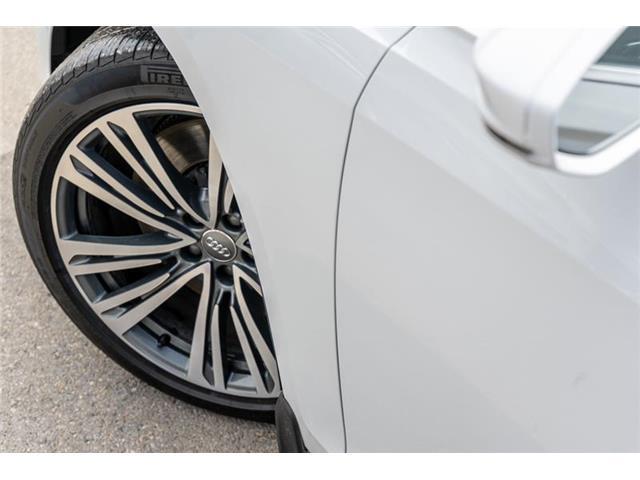 2019 Audi A8 L 55 (Stk: N5059) in Calgary - Image 4 of 19