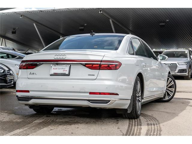 2019 Audi A8 L 55 at $99087 for sale in Calgary - Audi Royal Oak