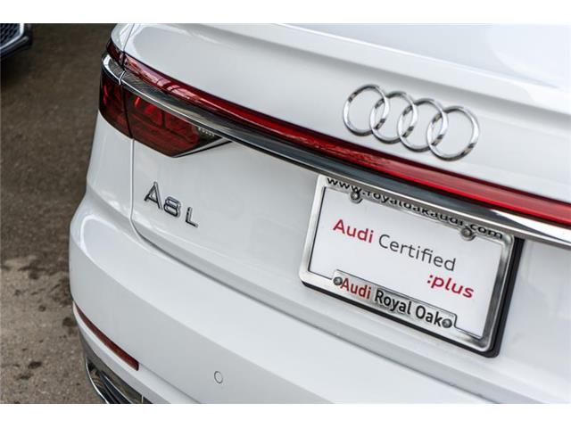 2019 Audi A8 L 55 (Stk: N5059) in Calgary - Image 6 of 19