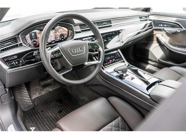2019 Audi A8 L 55 (Stk: N5059) in Calgary - Image 8 of 19
