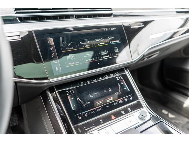 2019 Audi A8 L 55 (Stk: N5059) in Calgary - Image 11 of 19