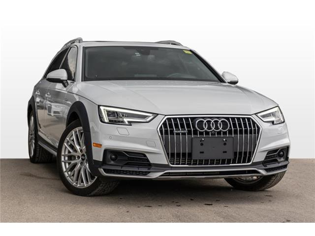 2017 Audi A4 allroad 2.0T Technik (Stk: U0748) in Calgary - Image 1 of 16