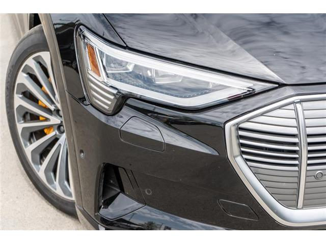 2019 Audi e-tron 55 Technik (Stk: N5298) in Calgary - Image 2 of 18