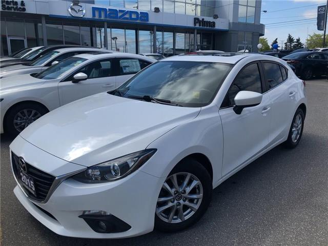 2015 Mazda Mazda3 Sport GS (Stk: P-4109) in Woodbridge - Image 1 of 28