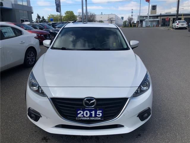 2015 Mazda Mazda3 Sport GS (Stk: P-4109) in Woodbridge - Image 2 of 28
