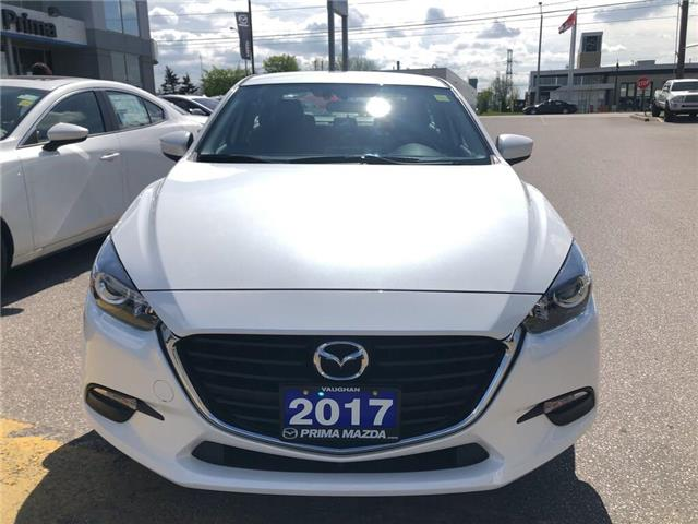 2017 Mazda Mazda3  (Stk: 19-339A) in Woodbridge - Image 2 of 29