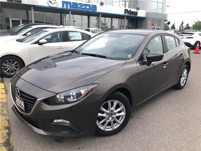 2016 Mazda Mazda3 Sport GS (Stk: P-4157) in Woodbridge - Image 1 of 26