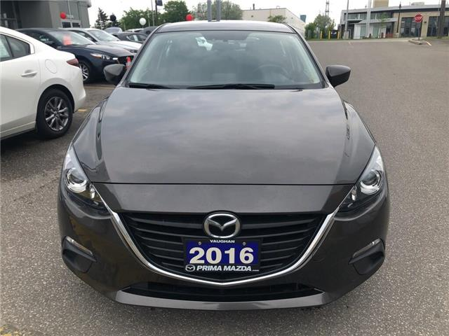 2016 Mazda Mazda3 Sport GS (Stk: P-4157) in Woodbridge - Image 2 of 26