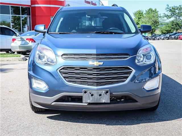 2017 Chevrolet Equinox  (Stk: 253W) in Milton - Image 2 of 26