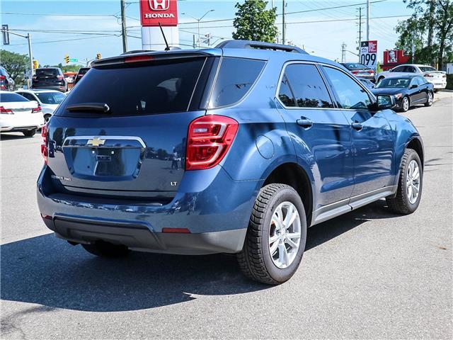 2017 Chevrolet Equinox  (Stk: 253W) in Milton - Image 5 of 26