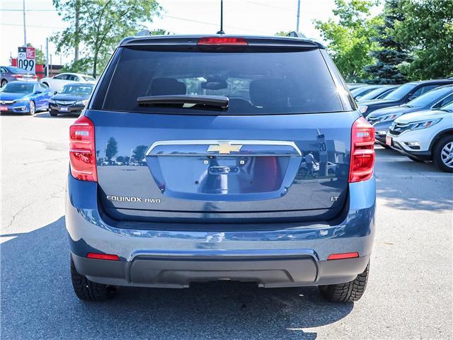2017 Chevrolet Equinox  (Stk: 253W) in Milton - Image 6 of 26