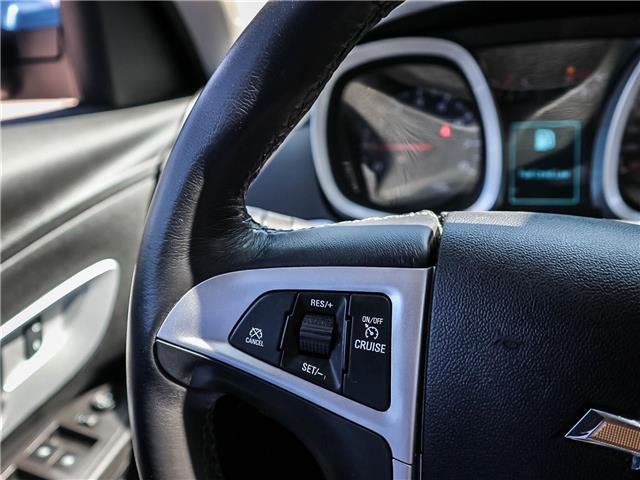 2017 Chevrolet Equinox  (Stk: 253W) in Milton - Image 25 of 26