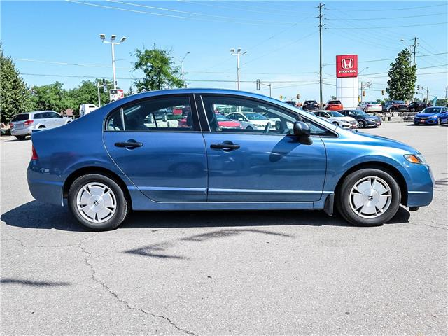 2010 Honda Civic DX-G (Stk: 19690A) in Milton - Image 4 of 22