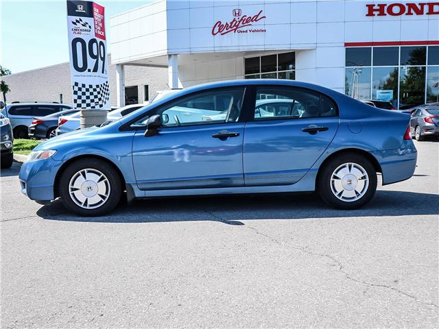 2010 Honda Civic DX-G (Stk: 19690A) in Milton - Image 8 of 22