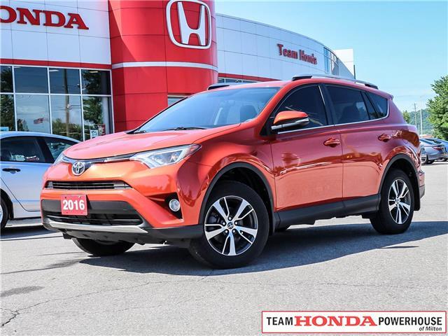 2016 Toyota RAV4 XLE (Stk: 3371) in Milton - Image 1 of 28