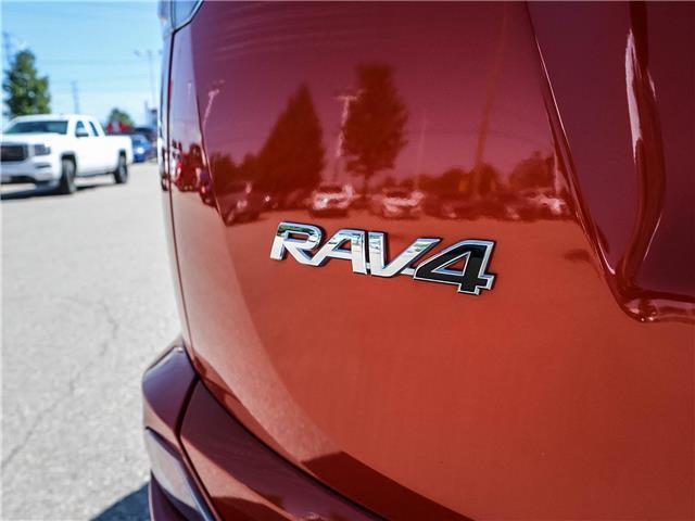 2016 Toyota RAV4 XLE (Stk: 3371) in Milton - Image 17 of 28